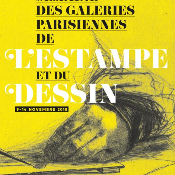 Programme de La semaine des galeries parisiennes de l'estampe et du dessin