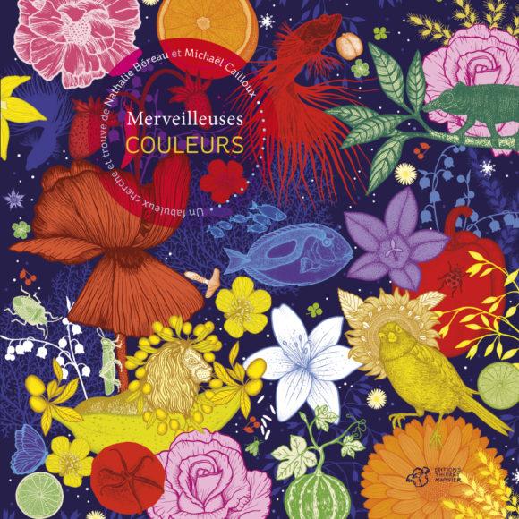 Publication Merveilleuses couleurs
