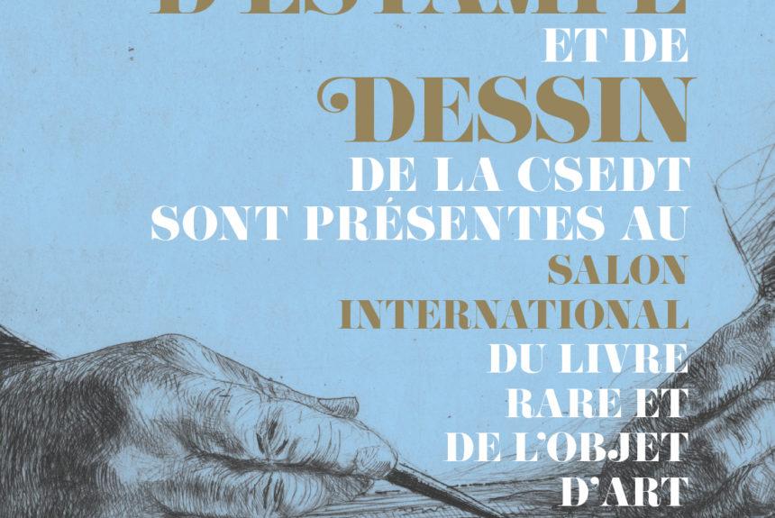 Salon du Livre Rare et de l'Objet d'Art, Grand Palais, Paris