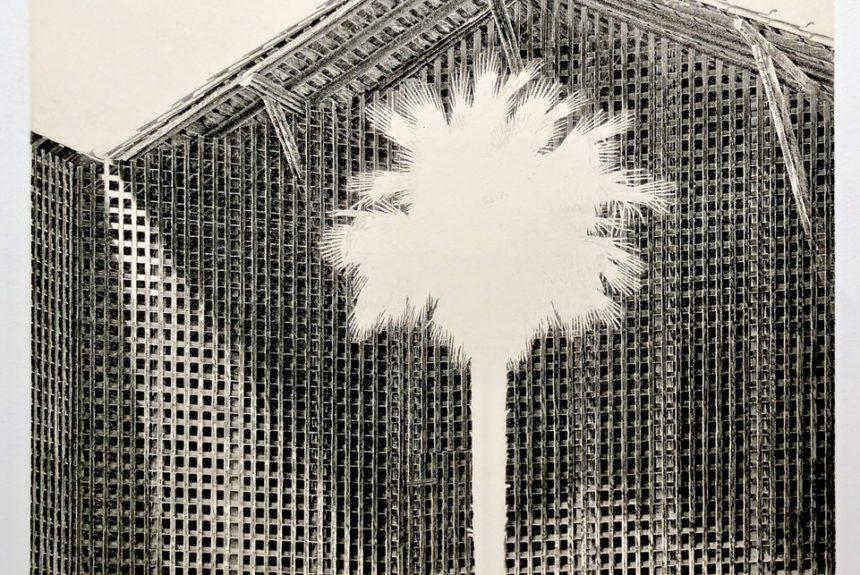 Jacques Muron – dessins & burins, exposition Galerie Documents 15