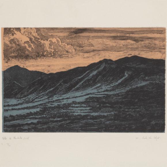 Exposition de Charles-Élie Delprat, Galerie Documents 15