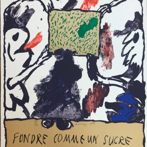 Galerie Antoine Laurentin, expositions