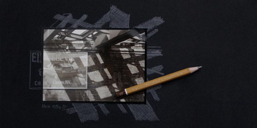 « Mes noires 1980-1985 », Patrick Bailly Maître Grand, Galerie Baudoin Lebon