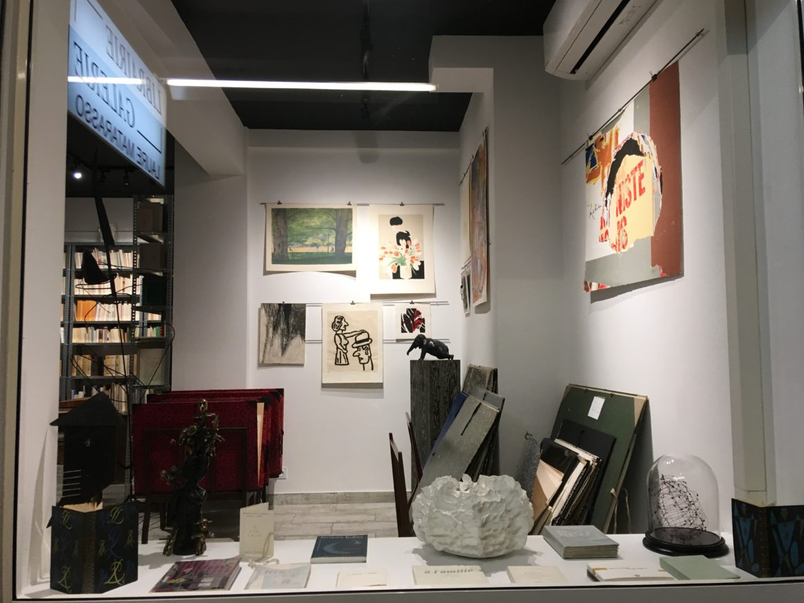 Laure Matarasso Bookshop-Gallery