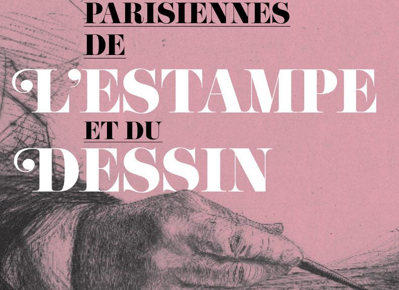 Programme  des Galeries Parisiennes de l'Estampe et du Dessin, 2019
