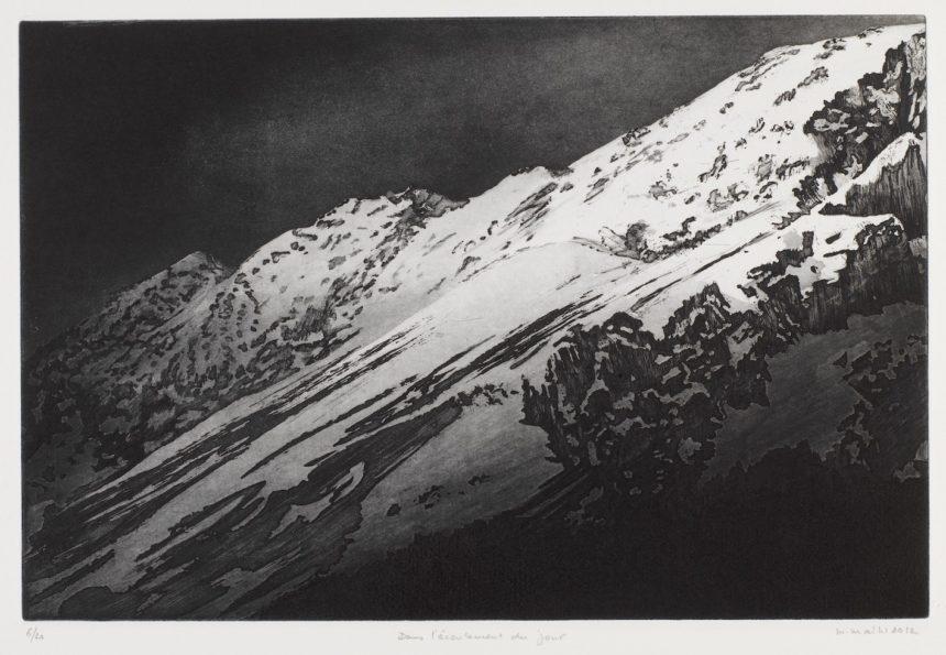 Exposition Maurice Maillard, Galerie Documents 15