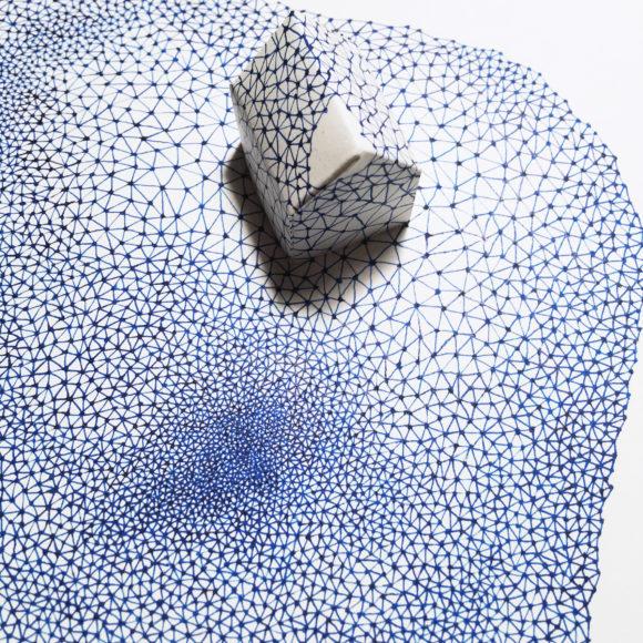 Exposition Joëlle Bondil, Galerie Antoine Laurentin