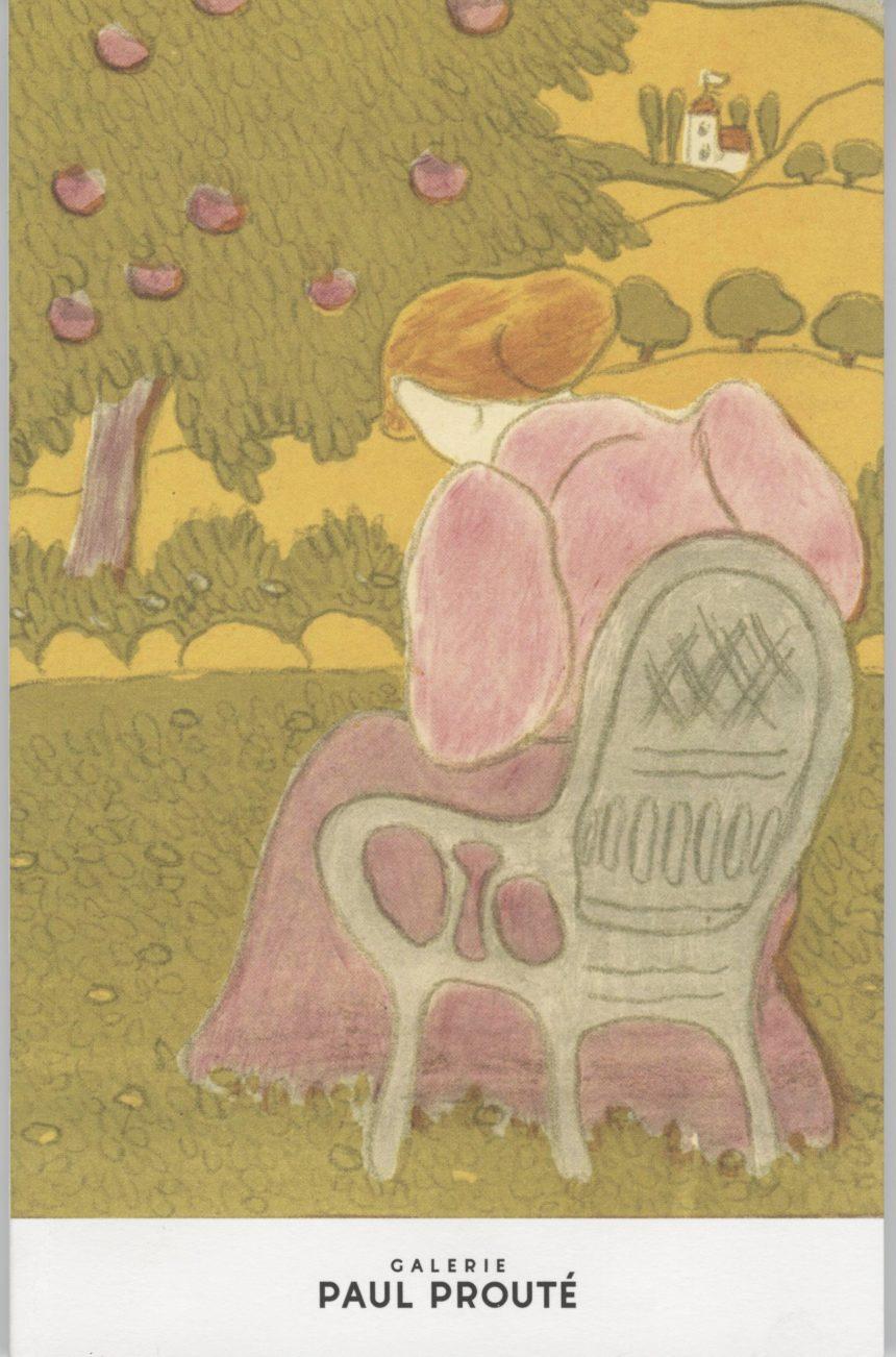 Nouveau catalogue décembre, Galerie Paul Prouté