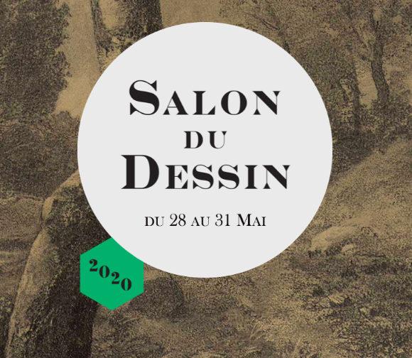 Salon du dessin, Palais Brongniart, Paris