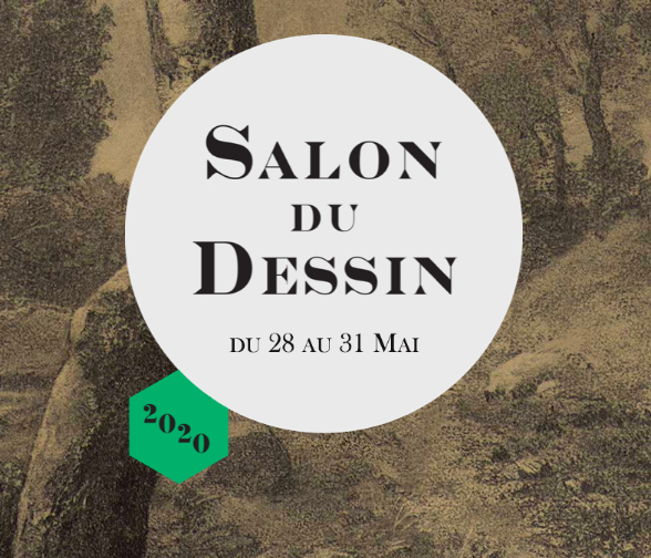 Salon du dessin, Palais Brongniart, Paris
