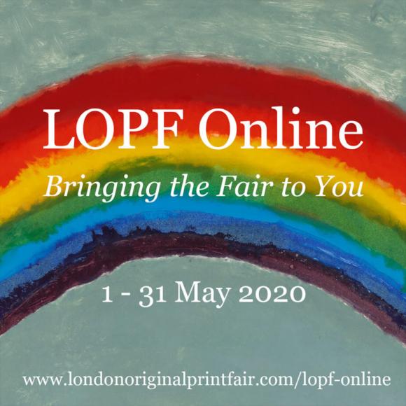 LOPF Online, London – Salon de l'estampe originale en ligne, Londres