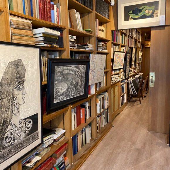 Dernières acquisitions, Galerie Martinez D.