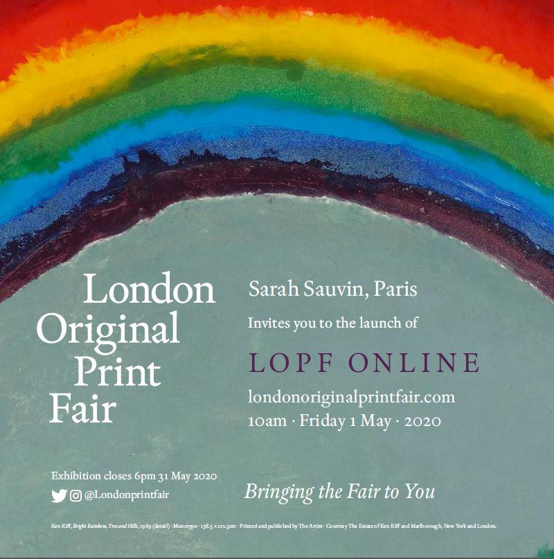 LOPF Online, London – Galerie Sarah Sauvin