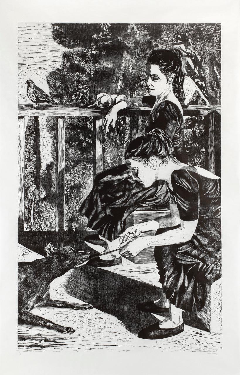 Exposition de Lucile Piketty, Galerie Documents 15