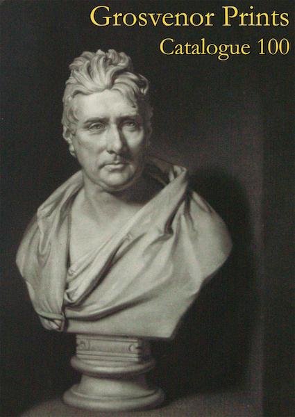 Catalogue n°100, première partie, Grosvenor Prints