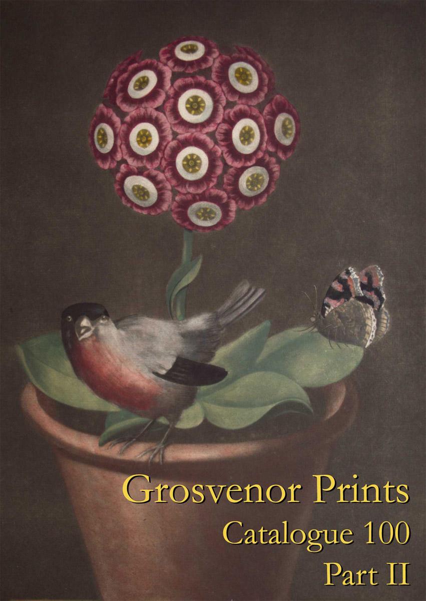 Seconde partie, Catalogue n°100, Grosvenor Prints