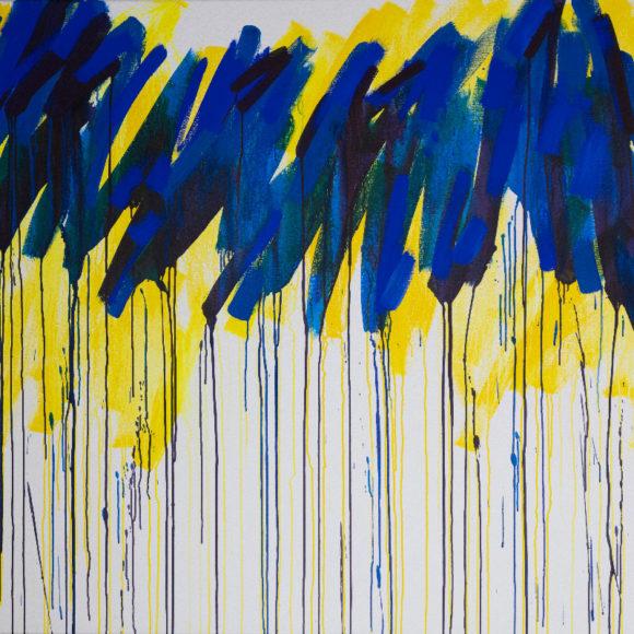 Berny Sauner, Galerie baudoin lebon
