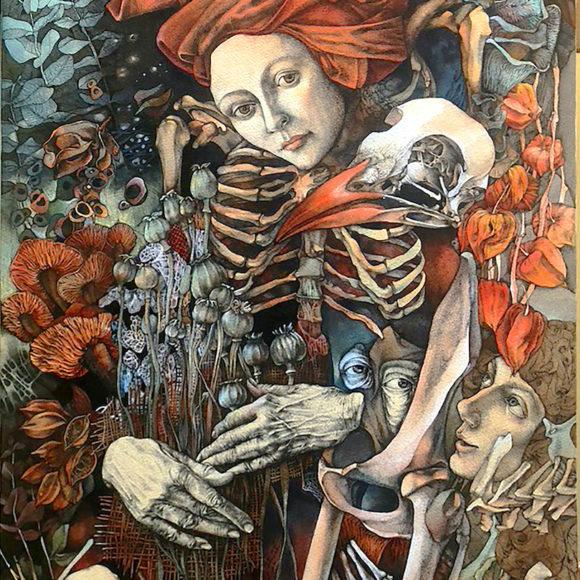 The Olena Donichenko exhibition, the Martinez D. Gallery