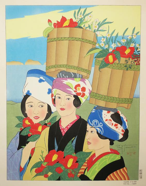 Nouveautés autour des estampes japonaises, Galerie Martinez D.