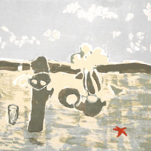 Au théâtre des objets, exposition, Galerie Sagot-Le Garrec