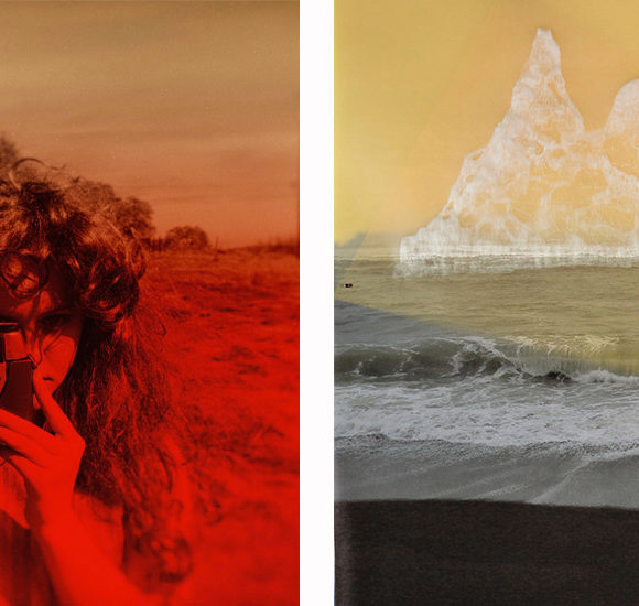 Last days to see Maya Mercer & Juliette-andréa Elie's exhibition, the Baudoin Lebon Gallery