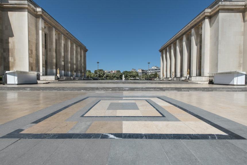Paris l'autre visage du confinement par Jean-Christophe Ballot, Galerie Nathalie Béreau