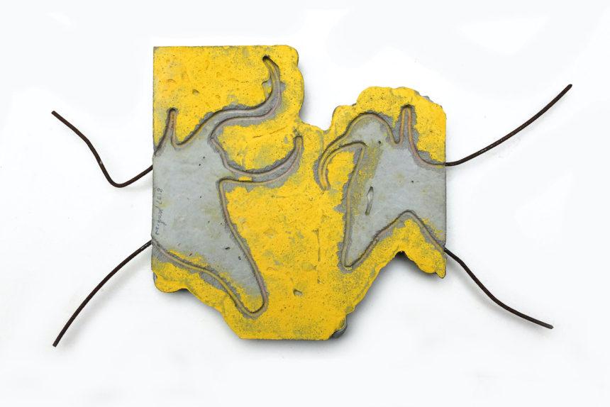 Exposition de Martin Miguel, Librairie-Galerie Laure Matarasso