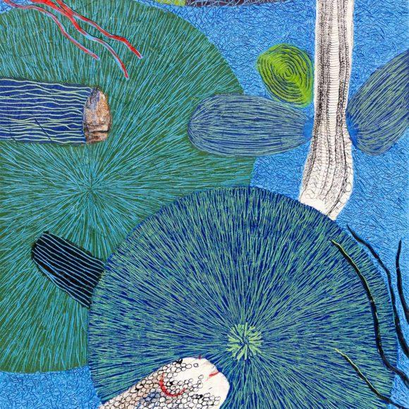 Exposition Un vent nouveau, Galerie Nathalie Béreau