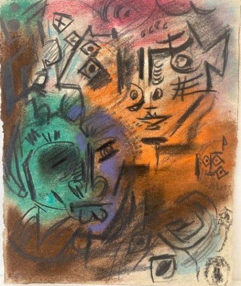 Dessins d'André Masson, Galerie Le Coin des Arts-Le Marais