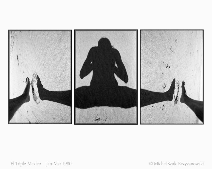 Exposition de Michel Szulc-Krzyzanowski, Galerie baudoin lebon