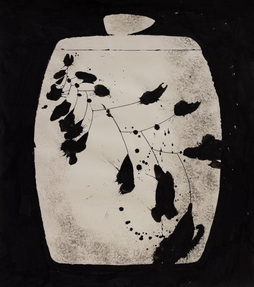 Exposition Peter Knapp, Galerie baudoin lebon